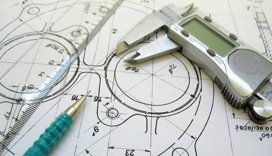 Engineering & Prototyping Drawing